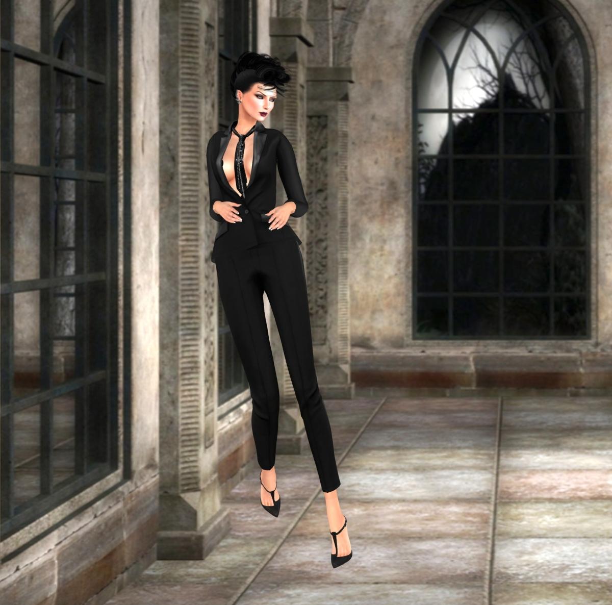 black tie affairs the wanton wardrobe